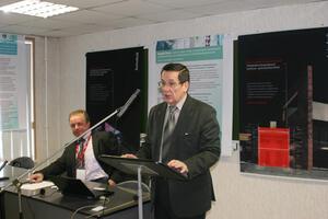 С.Е. Герасимов, проректор Петербургского энергетического института повышения квалификации