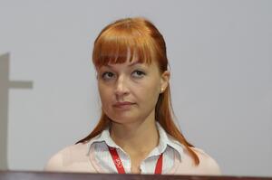 Решения в области ГИС. Выступает Людмила Старицына, менеджер проектов отдела геоинформационных систем (CSoft)