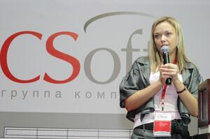 Autodesk. О реализации идей. Выступает Анастасия Морозова, директор по маркетингу представительства Autodesk в России и странах СНГ