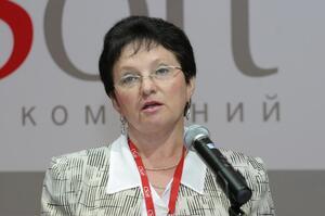 Говорят наши клиенты. Выступает представитель ОАО «Гипровостокнефть» Любовь Дмитриевна Зубова
