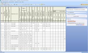 Сводная таблица физико-механических характеристик грунтов в GeoniCS Инженерная геология (GEODirect)
