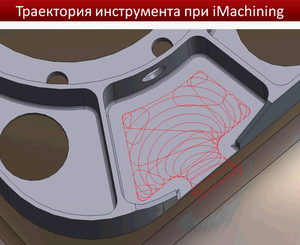 Обработка в iMachining