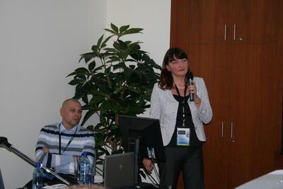 Ольга Князева, заместитель директора отдела архитектурно-строительных САПР CSoft