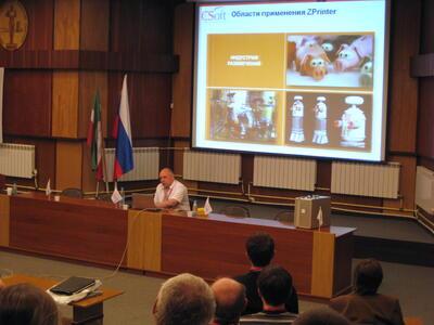 Дмитрий Ошкин рассказывает о возможностях 3D-оборудования