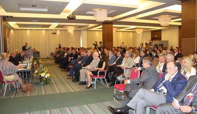 IV Европейская конференция геодезистов и кадастровых инженеров «В.Я. Струве - европейский геодезист года»