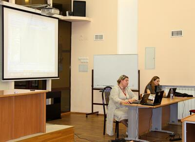 Демонстрация решений для кадастровой деятельности ГК CSoft и ЗАО «Нанософт» на круглом столе № 2