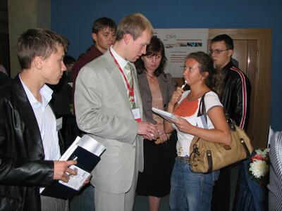 Ответы на вопросы участников конференции