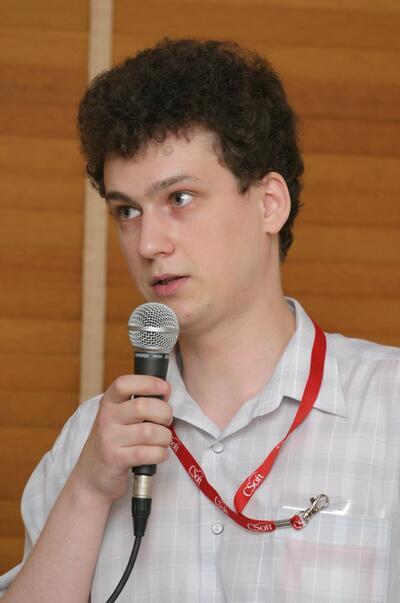 Выступает Сергей Нужненко