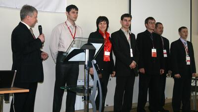 Команда CSoft Самара