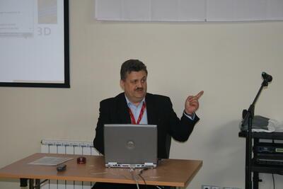 Секция «Автоматика и электрические системы». Александр Салин (CSoft Иваново)
