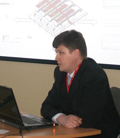 Обзор решений для технологического проектирования в промышленном строительстве. Сергей Стромков