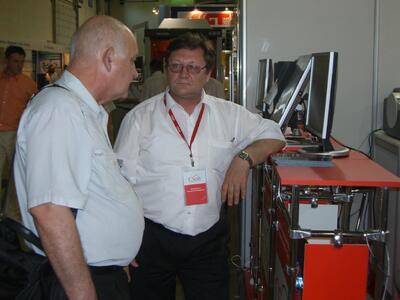 Сергей Белокопытов рассказывает о проектировании машин в среде AutoCAD Inventor Suite 2008 и MechaniCS Оборудование