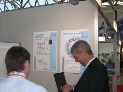 Объединенный стенд CSoft и data m