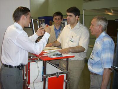 Занимательный рассказ Петра Бобова вызвал интерес компании ТЕРМОФОР (г. Новосибирск, производство печей)