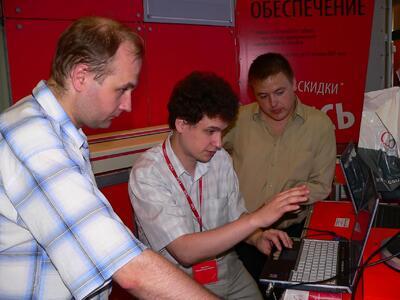 Сергей Нужненко: Используя tdms, вы переходите на новый уровень управления информацией