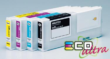 Чернила Eco-Solvent Ultra