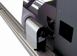 Механизированная подача/подмотка носителей до 100 кг