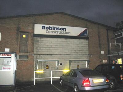 Компания Robinson Construction