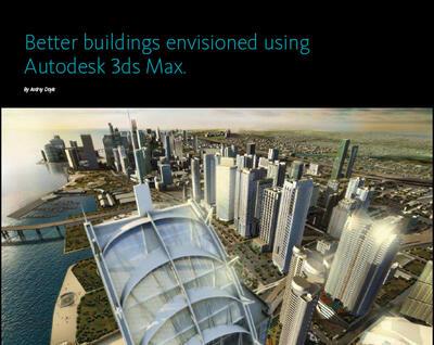 Архитектурная визуализация в среде 3ds max