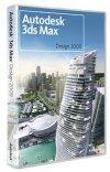Коробка Autodesk 3ds Max Design 2009