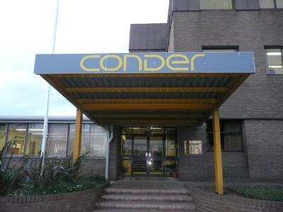 Компания conder structures
