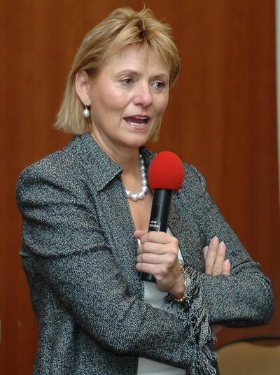 Кэрол Барц, председатель совета директоров компании Autodesk