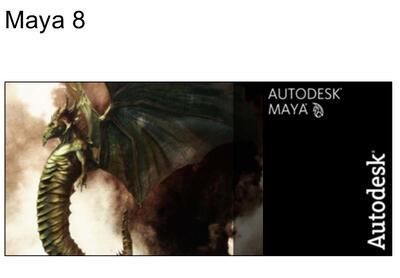 Autodesk Maya 8