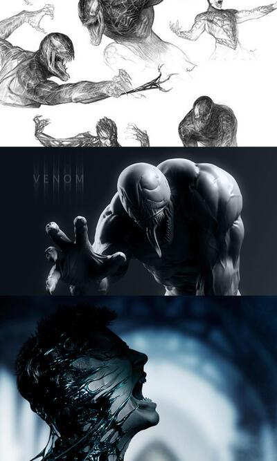 Человек-паук 3 (venom)