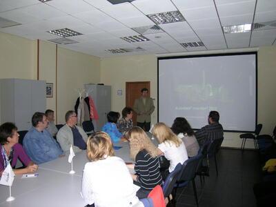 Семинар «Autodesk Inventor как основа технологии цифровых прототипов», проведенный CSoft Ярославль для специалистов НПО «Сатурн»