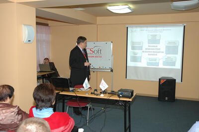 О комплексных решениях для проектных организаций генеральный директор CSoft Дальний Восток Александр Волков