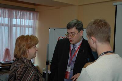 Ответы на вопросы участников семинара. Александр Волков