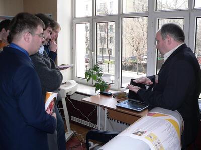 Неделя машиностроителя 2006, Москва, CSoft