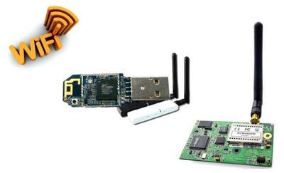 Аппаратные средства для моделирования устройств USB и Wi-Fi