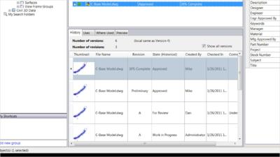 Autodesk Vault Explorer позволяет исключить ошибки на всех этапах проекта