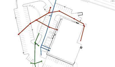 Представление трубопроводов в AutoCAD Civil 3D