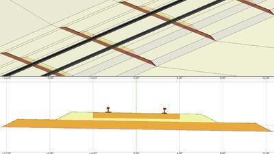 Проектирование железнодорожных путей в AutoCAD Civil 3D 2014