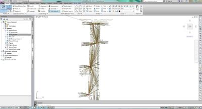 Интерфейс модуля «Съемка» в AutoCAD Civil 3D