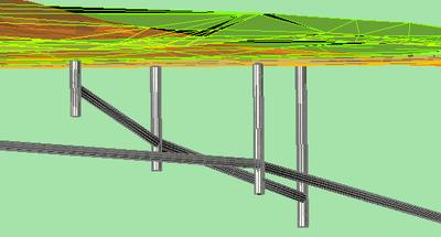 Трубопроводная сеть в Autodesk Civil 3D 2007