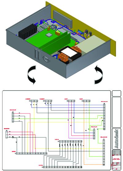 Использование возможностей AutoCAD Inventor Professional