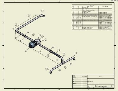Документация к трубопроводным системам