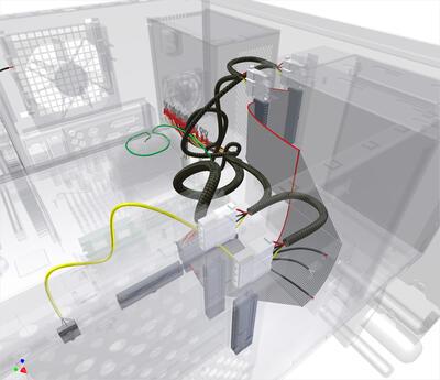 Функциональное проектирование проводов и кабелей