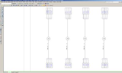 Схема подключения внешних проводок