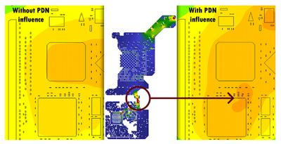 Наглядное представление плотного размещения проводников