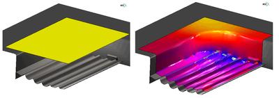 Моделирование листовой штамповки в Marc