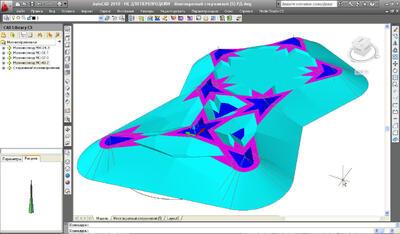 Рис. 1. Доступ к базе данных оборудования, изделий и материалов Model Studio CS Молниезащита осуществляется непосредственно в среде проектирования