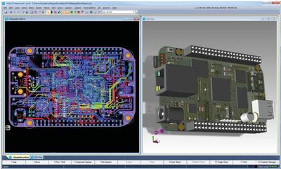 Комплексное ECAD-MCAD 3D-проектирование