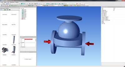 Модуль PLANT-4D Component Builder