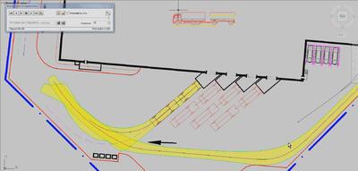 Траектория транспортного средства