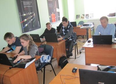 Участники тест-драйва