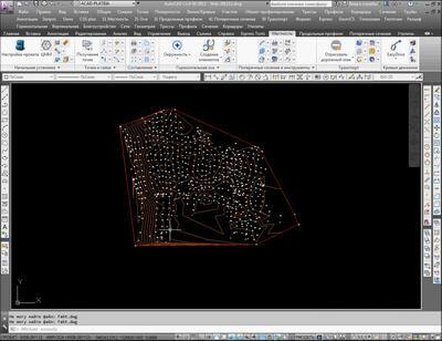 Цифровая модель рельефа (ЦМР)